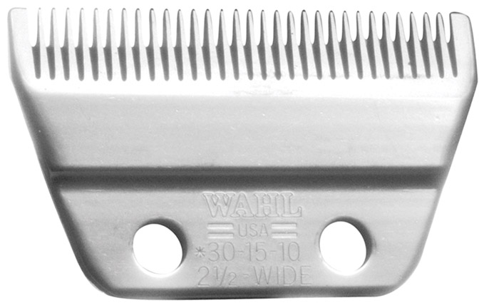 Wahl Animal Adjustable 30-15-10 Extra Wide Blade Set #1037-600