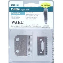 Wahl 2-Hole Precision Clipper Blade #1045-100