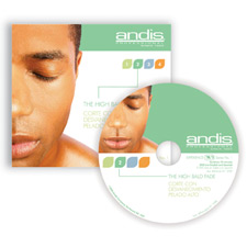 Andis The High Bald Fade DVD #12790