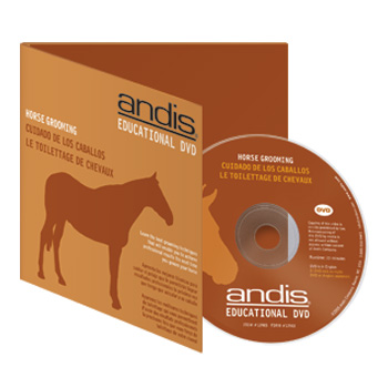 Andis Horse Grooming DVD #12985