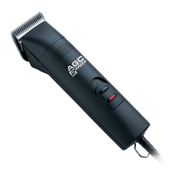 Andis AGC 2-Speed Prof. Pet Clipper w/ Size 10 Blade Set #22340
