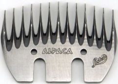 Lister Alpaca Shearing Comb 2-Pack #228-13320