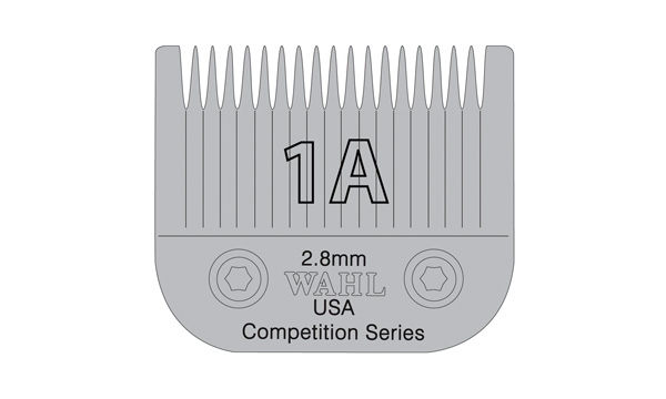 Wahl Competition 1A Detachable Blade 2361-100