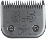 "Wahl Competition Series Size #8.5 Blade 3mm (1/8"") #2362-100"
