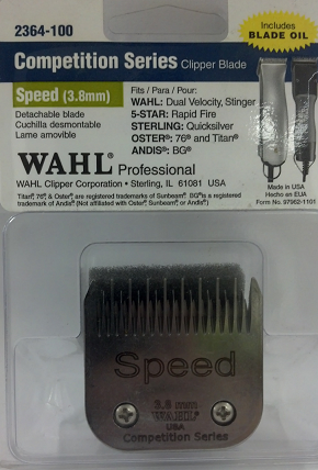 Wahl Competition Speed Skip Tooth Detachable Blade 2364-100