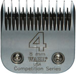 "Wahl Competition Series Blade Size #4ST 8mm (5/16"") #2374-100"