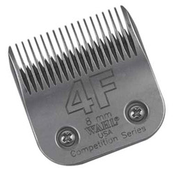 "Wahl Competition Series #4F Blade 8mm (5/16"") #2375-100"