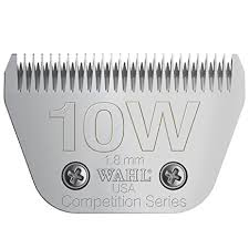 "Wahl Prof Animal 10W Extra Wide Comp Blade 1/16"" 6377"