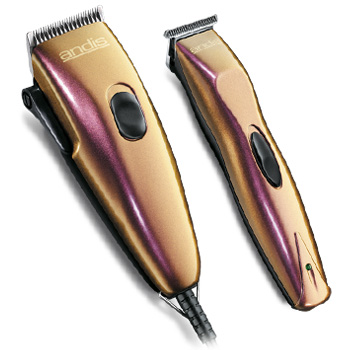 Andis PM-1/ BTF Colorwaves Clipper/Trimmer Combo #23985