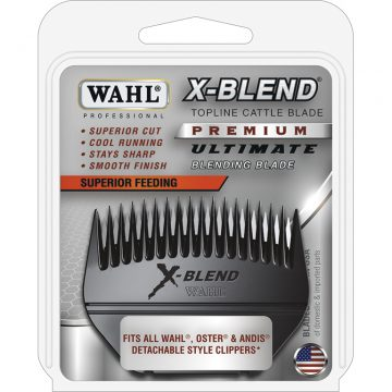 Wahl Ultimate Competition X-Blend Cattle Blade 2450-500