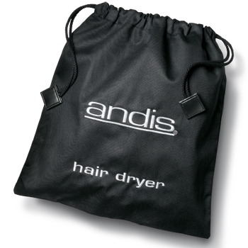Andis HDB-1 Hair Dryer Bag w/ Andis Logo Black #30050