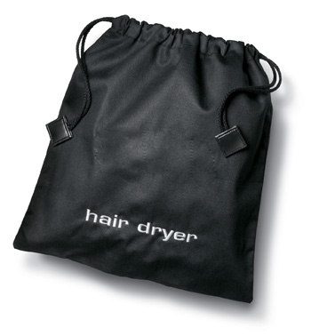 Andis HDB-1 Hair Dryer Bag Black #30210