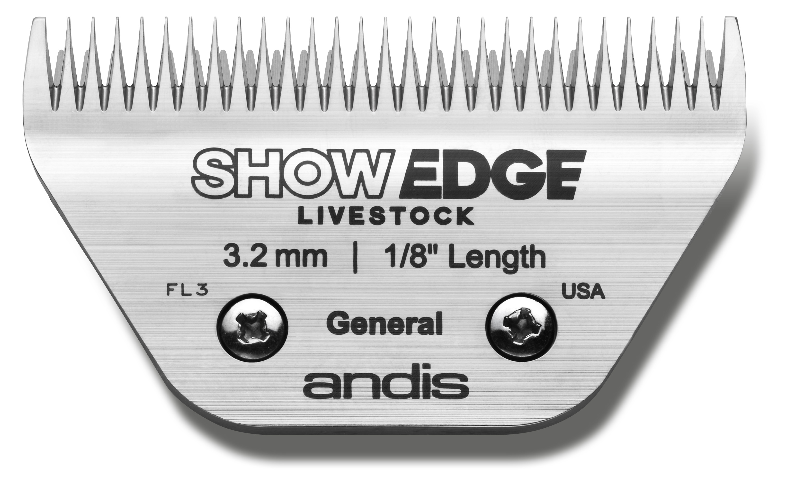 Andis FHC ShowEdge General Blade #40175