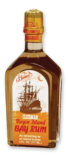 Clubman/Pinaud Virgin Island Bay Rum 12 oz #402100