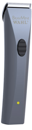 Wahl BravMini Cordless Pet Trimmer Silver Color #41590-0430