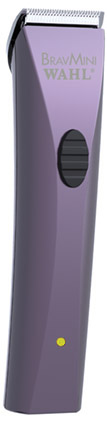 Wahl BravMini Cordless Pet Trimmer Purple Color #41590-0433