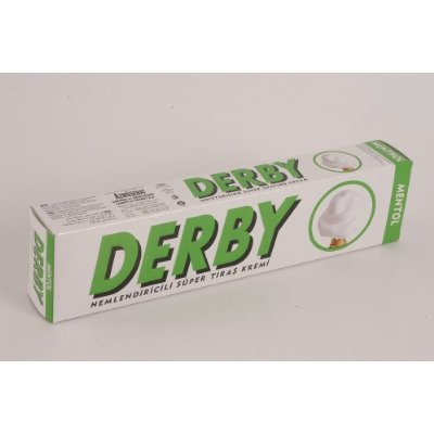 Derby Super Moisturizing Menthol Shave Cream #4633