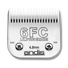 "Andis UltraEdge Size 6FC/ Leaves Hair 3/16"" - 4.8mm #63155"