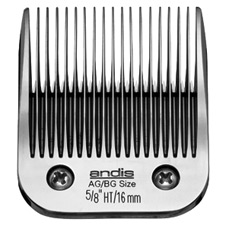 "Andis CeramicEdge Size 5/8"" HT/ Leaves hair 5/8"" - 16mm #63920"