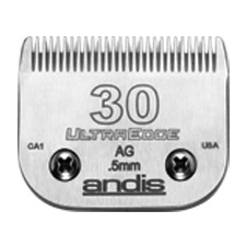 "Andis UltraEdge Size 30/ Leaves hair 1/50"" - 0.5mm 1232"