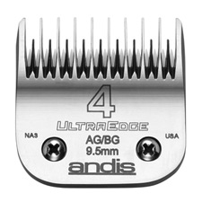 "Andis UltraEdge Size 4S-T/ Leaves hair 3/8"" - 9.5mm #64090"