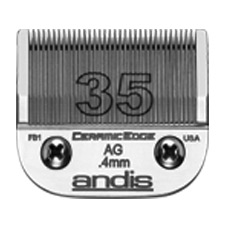 "Andis CeramicEdge Size 35/ Leaves hair 1/75"" - 0.35mm #64365"