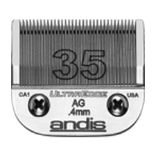 "Andis UltraEdge Size 35/ Leaves hair 1/75"" - 0.35mm #64935"