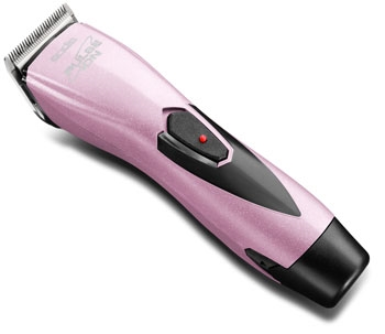 Andis RBC ProClip Pulse Ion Lithium Cordless - Pink #68325