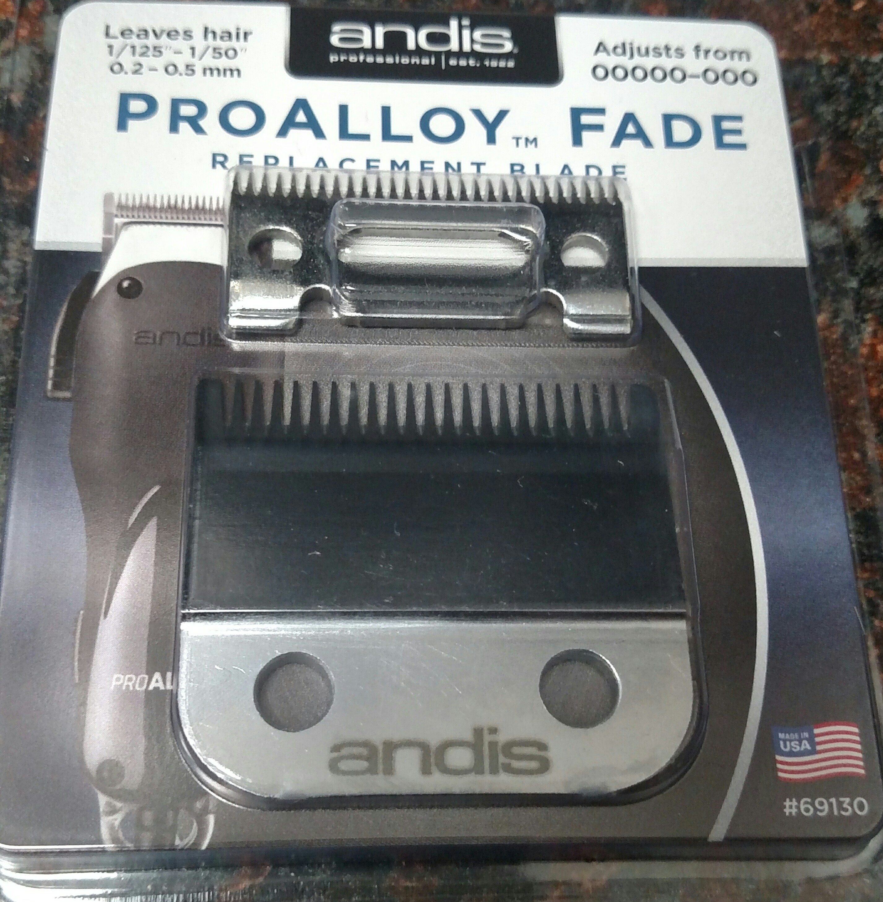 Andis Pro Alloy Fade Blade #69130
