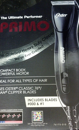 Oster ESS Primo Detachable 3-Speed Clipper 76175-310
