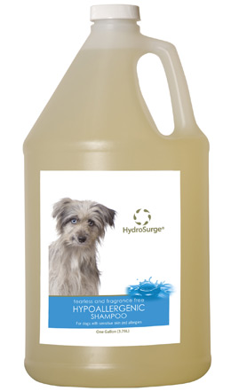 Hydrosurge Hypo-Allergenic Tearless Shampoo Gallon #78499-425