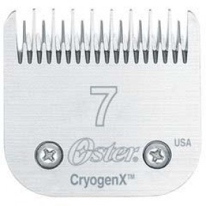 Oster Cryogen-X Blade Size 7 Skip Tooth #78919-056