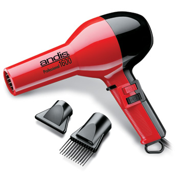 Andis ID-1 Red/Black Dryer #80015