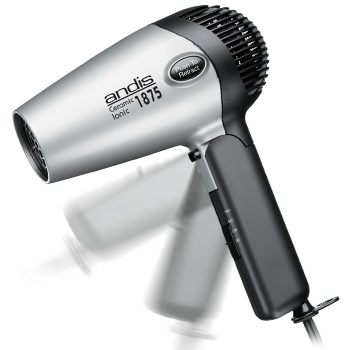 Andis RC-2 Ionic Retract-A-Cord 1875 Hair Dryer #80020