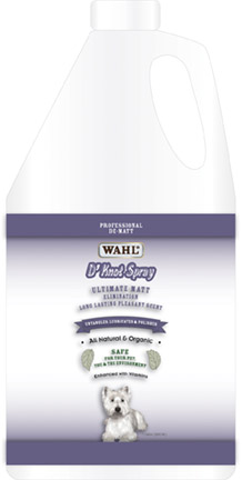 Wahl D'Knot Detangling & Dematting Spray Gallon #803516-600
