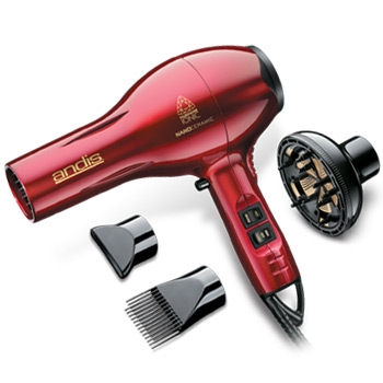 Andis ACM-1 Tourm. Ionic NanoCeramic Hair Dryer-1875Watts #82075