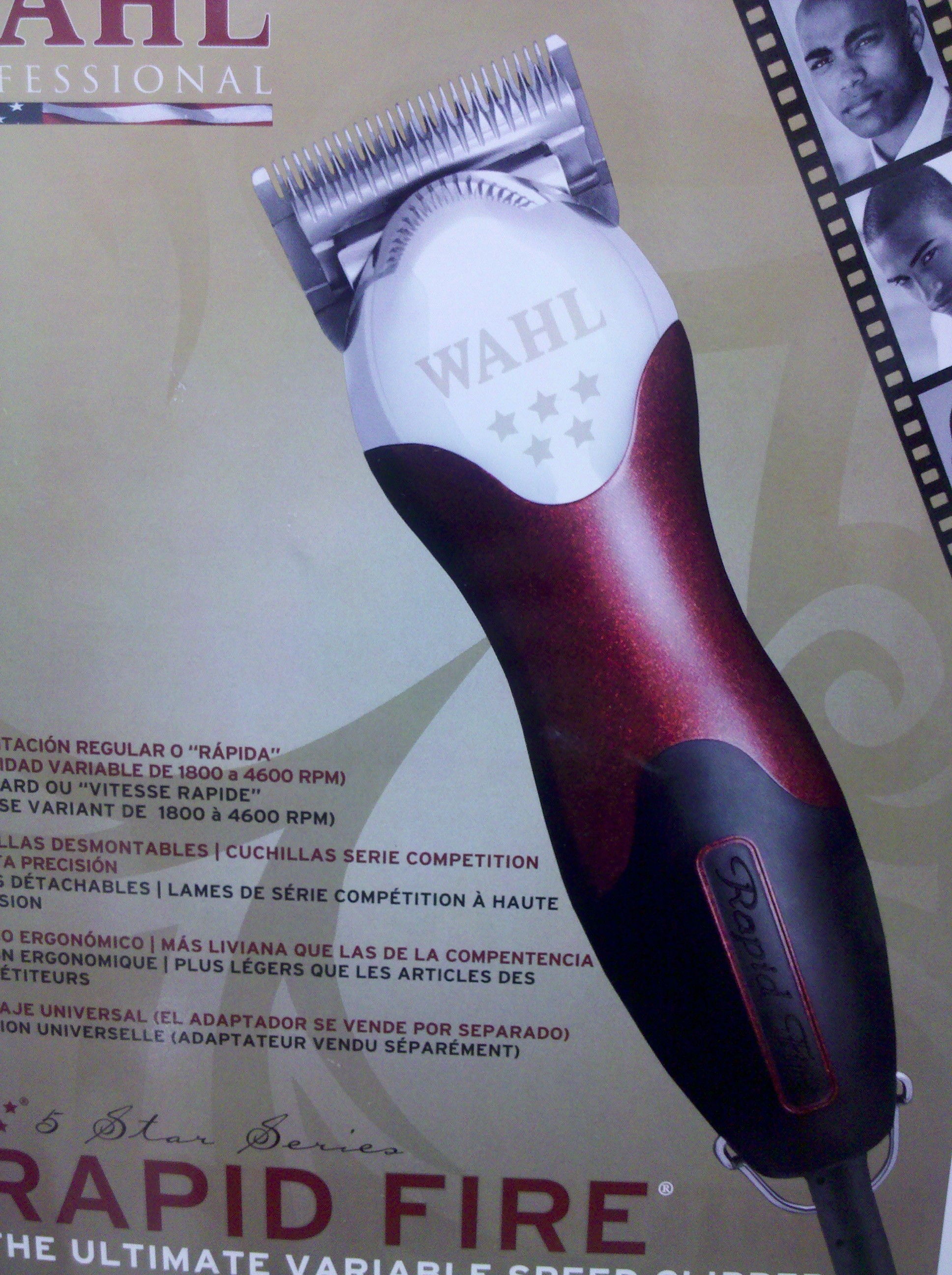 Wahl Sterling Stinger Clipper Kit #8233-300
