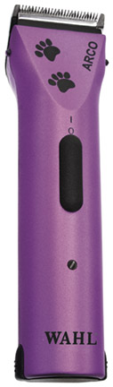 Wahl ARCO Purple Paw-Print Animal Clipper #8786-1001