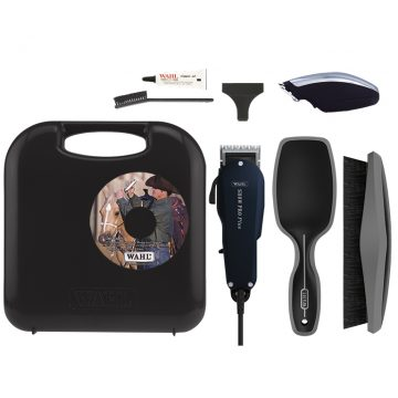 Wahl SHOW PRO DELUXE ESSENTIAL GROOMING KIT Equine 9482-800
