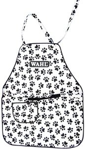 Wahl Paw Print Water-Proof Grooming Apron #97780-001