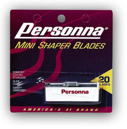 Personna Mini Shaper Blades 1 Pack #BP8900B