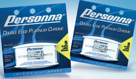 Personna Double Edge Blades 5 Count #BP9010