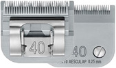 Aesculap Detachable Grooming Blade Size 40 #GT310