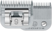 Aesculap Detachable Grooming Blade Size 9 #GT333