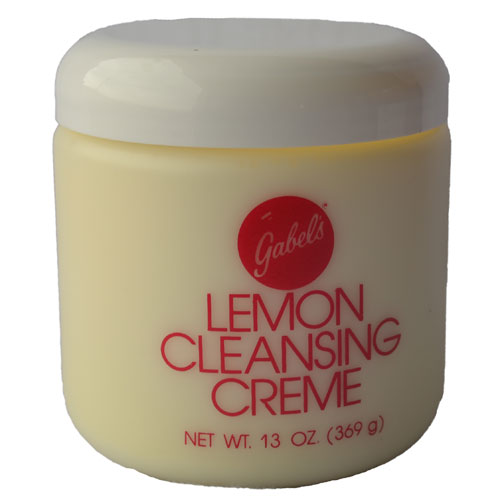 Gabel's Lemon Cleansing Creme 13oz 3394
