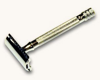 Merkur Solingen Double Edge Long Razor #MK23C