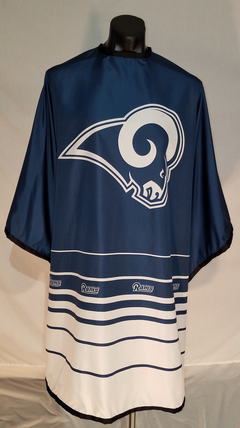 NFL Licensed Los Angeles Rams Cutting Cape