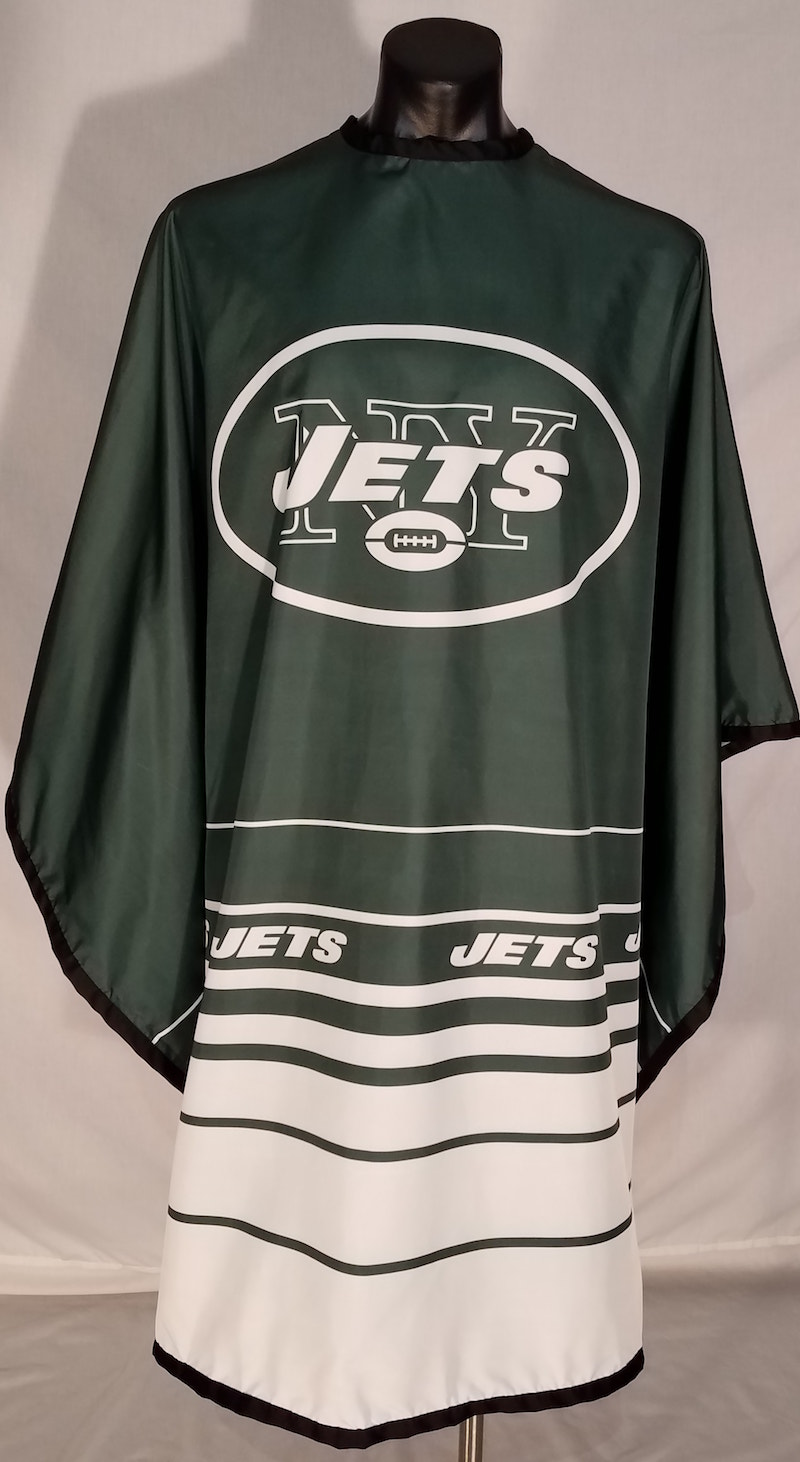 NFL Licensed New York Jets Cutting Cape