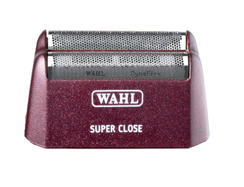 Wahl Super Close Foil Silver #7031-400