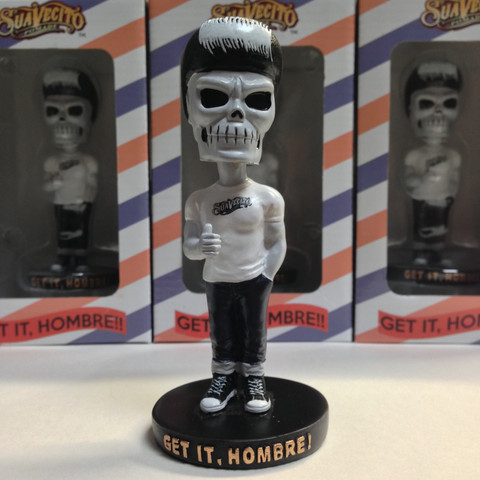 Suavecito Bobble Head *LIMITED EDITION*